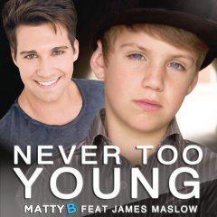 Matty B - Never Too Young