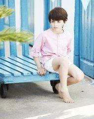 Fashion boy model
