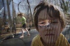 自闭症孩子与命运的抗争